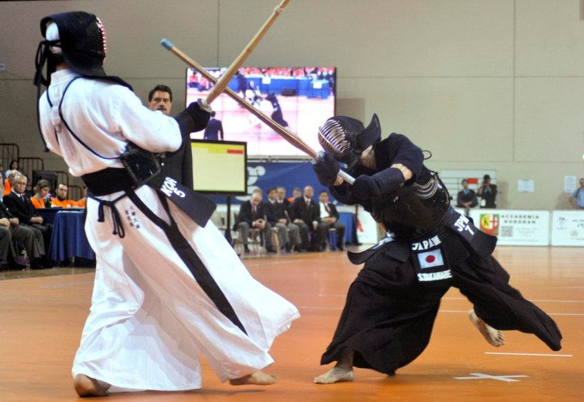 Reasons Why Kendo Could Be An Olympic Sport - Kendo